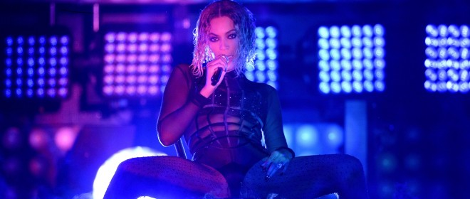 Blog: Beyoncé Beyond the Partition