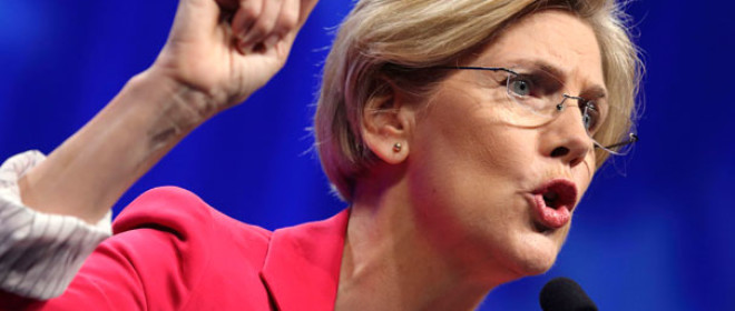 "Blog: The ""Uppity"" Senator Warren"